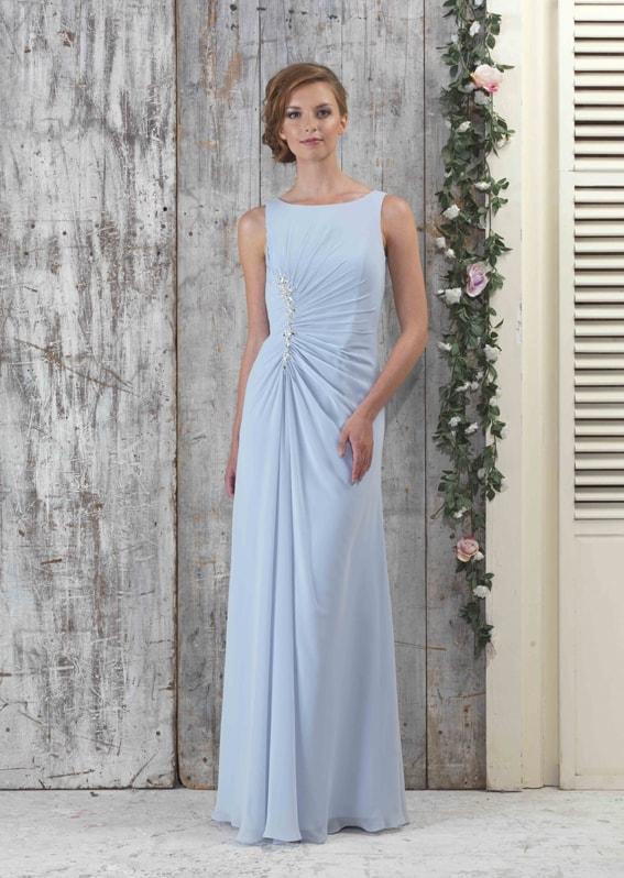 EN356-Round-Neckline-Beaded-Chiffon-Dress-Front_72px