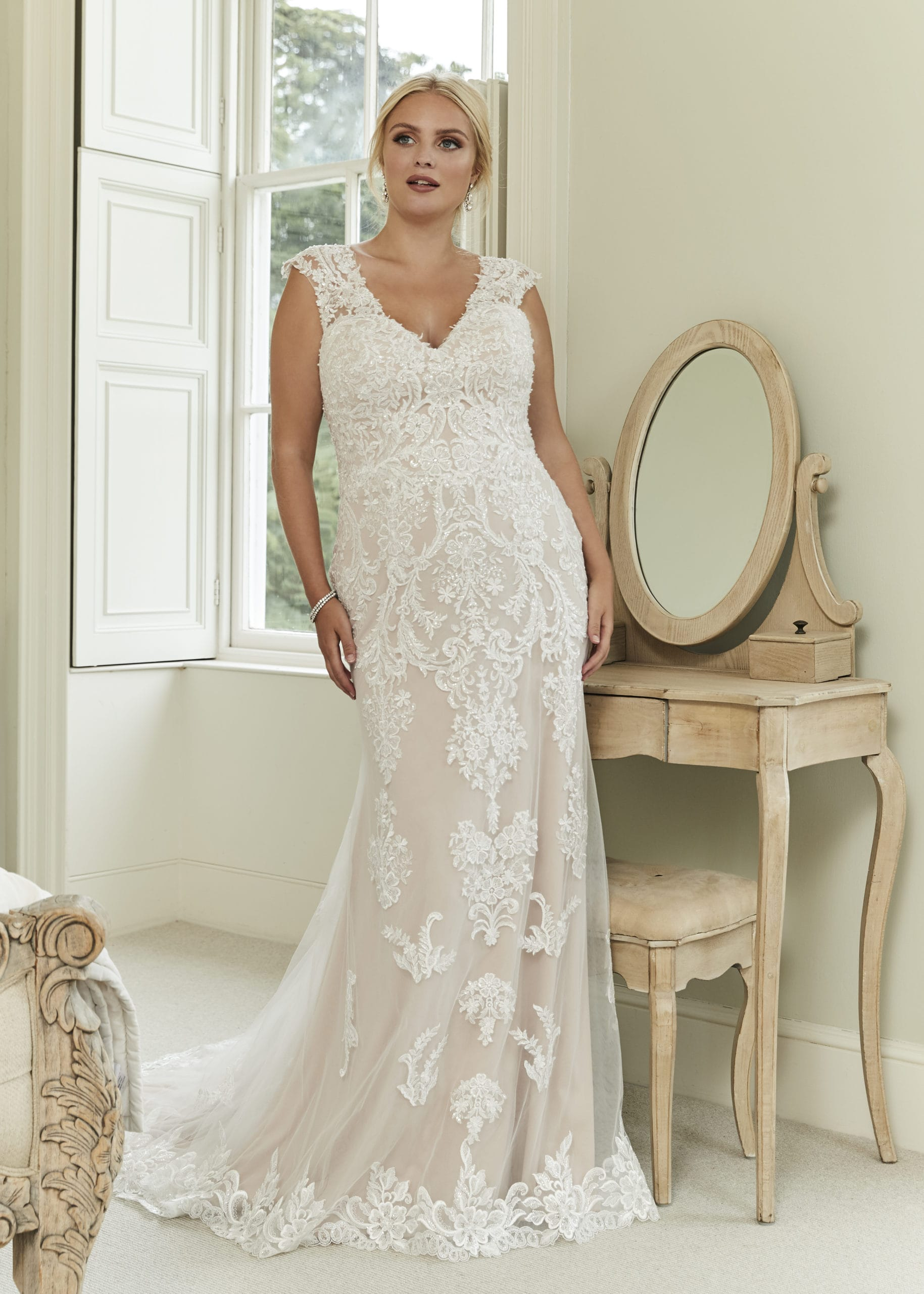 plus size dresses for a wedding