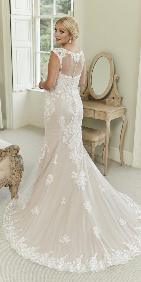 wedding dress asos