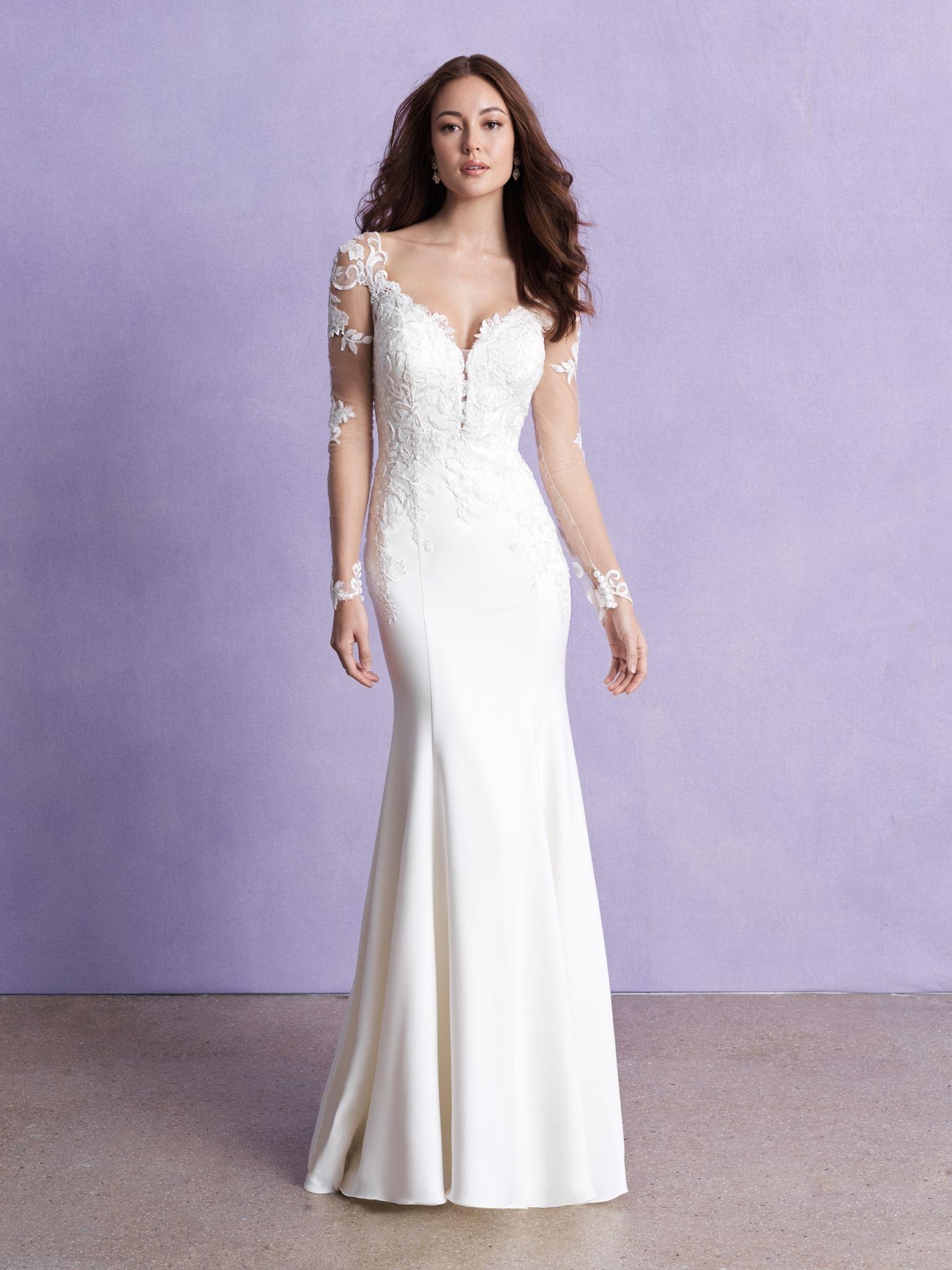 wedding plus size dress