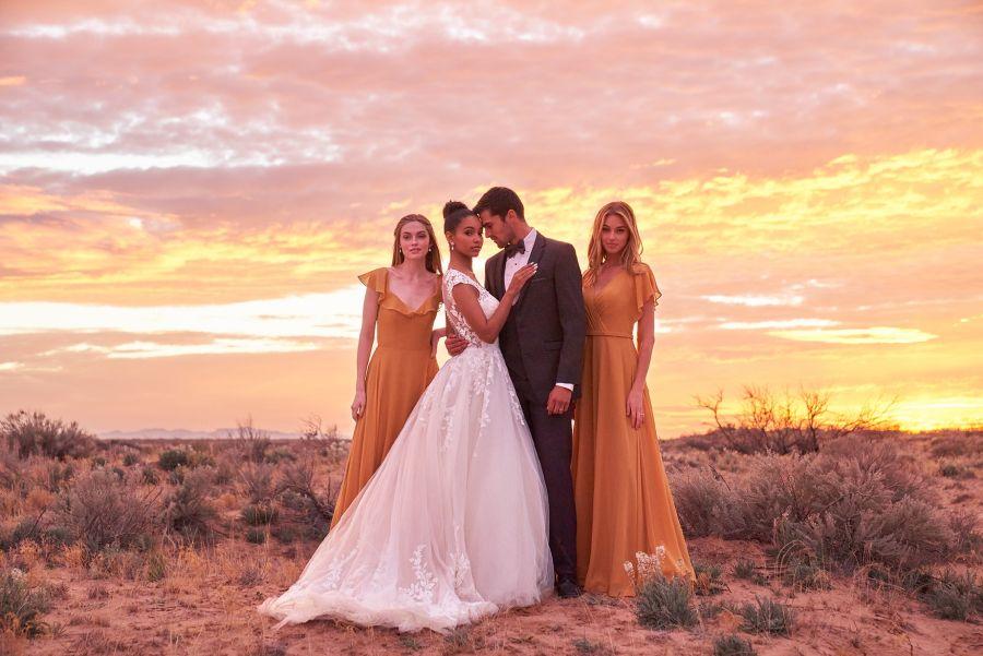 wedding dresses boho